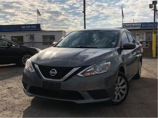 Used 2016 Nissan Sentra S for sale in Whitby, ON