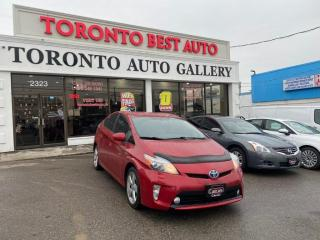 Used 2013 Toyota Prius 5DR HB for sale in Toronto, ON