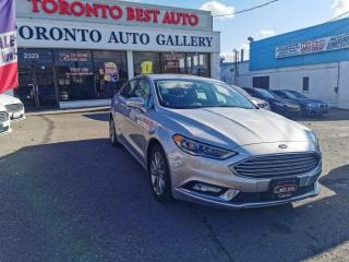 Used 2017 Ford Fusion Hybrid 4dr Sdn SE Hybrid FWD for sale in Toronto, ON