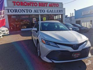 Used 2018 Toyota Camry HYBRID XLE 360CAM|BLIND SPOT|LANE DEPART| NAVI| HUDISPLAY for sale in Toronto, ON
