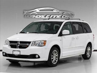 Used 2014 Dodge Grand Caravan Stow N Go, Leather, PDC, Heated Seats, Clean for sale in Concord, ON
