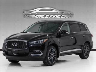 Used 2016 Infiniti QX60 AWD Navigation, DVD, Camera, Panoramic for sale in Concord, ON