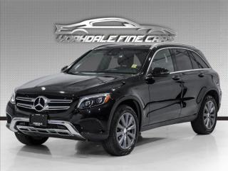 Used 2016 Mercedes-Benz GLC 300 4MATIC GLC300 Navigation, Camera, Panoramic for sale in Concord, ON