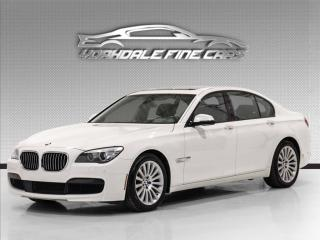 Used 2014 BMW 7 Series xDrive M Sport, Bang & Olufsen Sound, Loaded for sale in Concord, ON