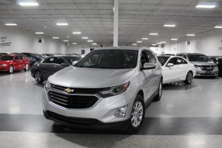 Used 2018 Chevrolet Equinox LT NO ACCIDENTS I REAR CAM I CARPLAY I H.SEATS I PUSH START for sale in Mississauga, ON