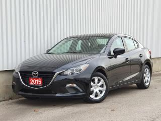 Used 2015 Mazda MAZDA3 WE FINANCE EVERYONE! for sale in Mississauga, ON