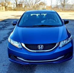 Used 2015 Honda Civic Sedan 4dr Auto EX for sale in Concord, ON
