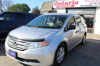 Used 2012 Honda Odyssey LX Power seat for sale in Mississauga, ON