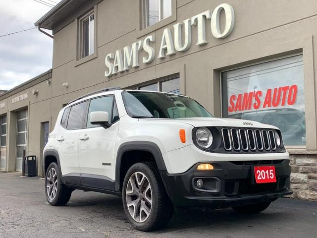 2015 Jeep Renegade 4WD 4dr North