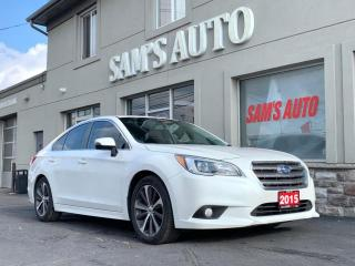 Used 2015 Subaru Legacy 4dr Sdn Auto 2.5i w/Limited Pkg for sale in Hamilton, ON