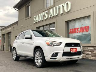 Used 2011 Mitsubishi RVR 4WD 4dr CVT GT for sale in Hamilton, ON