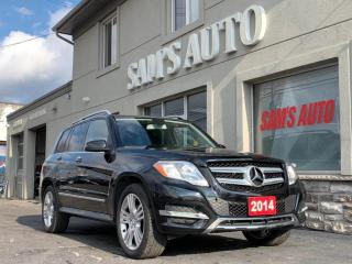 Used 2014 Mercedes-Benz GLK-Class 4MATIC 4dr GLK250 BlueTec for sale in Hamilton, ON