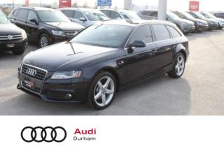 Used 2011 Audi A4 2.0T Tiptronic quattro Premium for sale in Whitby, ON