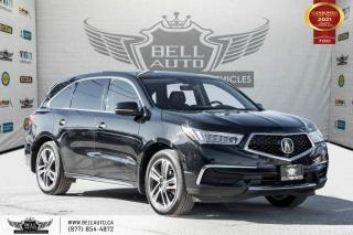 Used 2017 Acura MDX Nav Pkg, NO ACCIDENTS, AWD, NAVI, REAR CAM, LANE ASSIST. for sale in Toronto, ON