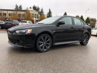 Used 2015 Mitsubishi Lancer 4dr Sdn TC-SST Ralliart AWD for sale in Surrey, BC