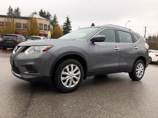Used 2016 Nissan Rogue AWD 4dr S for sale in Surrey, BC
