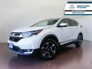 Used 2019 Honda CR-V BACK UP CAM | BLUETOOTH | HTD SEATS | NAV for sale in Brantford, ON