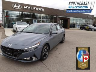 New 2021 Hyundai Elantra Ultimate IVT  - Leather Seats - $166 B/W for sale in Simcoe, ON