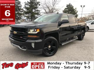Used 2016 Chevrolet Silverado 1500 2LT Z71 | Crew 5.3L | 4x4 | New Tires | 5 Pass | for sale in St Catharines, ON