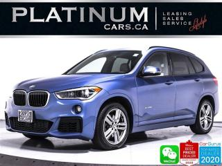 Used 2017 BMW X1 xDrive28i, NAV, M-SPORT, HEATED, CAM, SUNROOF for sale in Toronto, ON