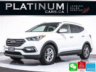 Used 2017 Hyundai Santa Fe 2.4L, AWD, CAM, HEATED, BT for sale in Toronto, ON