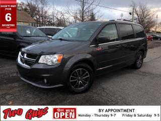 Used 2017 Dodge Grand Caravan SXT Premium Plus | Bluetooth | Leather | Pwr Seat for sale in St Catharines, ON