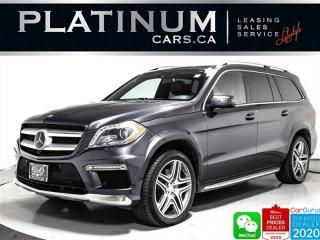 Used 2016 Mercedes-Benz GL-Class GL350d BlueTEC, DIESEL, 7 PASS, NAV, CAM, PANO for sale in Toronto, ON