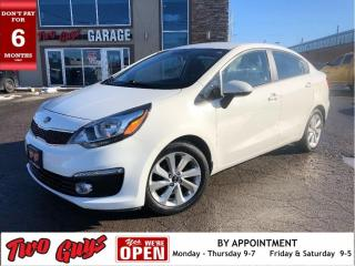 Used 2016 Kia Rio EX |  Htd Seats | Remote Start | B/Up Cam | for sale in St Catharines, ON