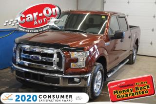 Used 2016 Ford F-150 XLT | V8  CREW | PRO TRAILER BACK-UP ASSIST for sale in Ottawa, ON