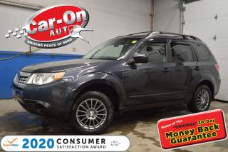 Used 2012 Subaru Forester 2.5X  AWD | HEATED SEATS | GREAT VALUE for sale in Ottawa, ON