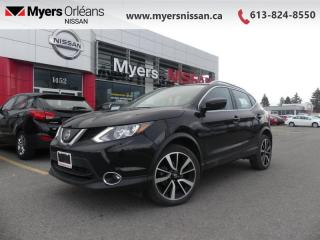Used 2018 Nissan Qashqai SL  - Sunroof -  Navigation - $161 B/W for sale in Orleans, ON