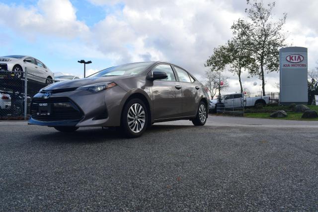 2019 Toyota Corolla XLE