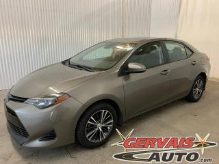 Used 2019 Toyota Corolla LE Mags Toit ouvrant Caméra A/C for sale in Trois-Rivières, QC