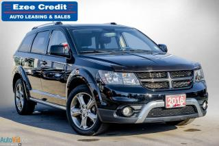 Used 2016 Dodge Journey Crossroad for sale in London, ON