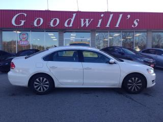 Used 2014 Volkswagen Passat TRENDLINE! HEATED SEATS! BT! for sale in Aylmer, ON