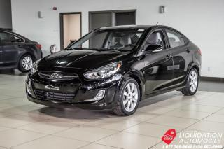 Used 2014 Hyundai Accent TOIT+SIEG/CHAUFF+MAGS+GR.ELECT+BLUETHOOTH for sale in Laval, QC