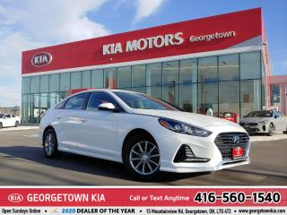 Used 2019 Hyundai Sonata ESSENTIAL | B/TOOTH | HTD SEATS | BU CAM | 50,624K for sale in Georgetown, ON