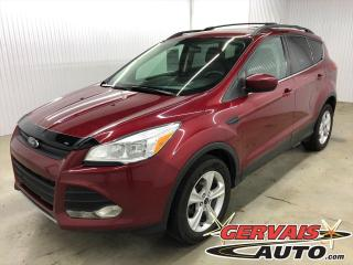 Used 2014 Ford Escape SE 2.0 Ecoboost AWD MAGS CAMÉRA for sale in Shawinigan, QC