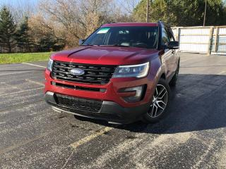 Used 2016 Ford Explorer Sport 4WD for sale in Cayuga, ON