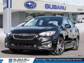Used 2019 Subaru Impreza Sport for sale in Sudbury, ON