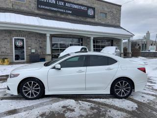 Used 2015 Acura TLX V6 Elite berline 4 portes SH-AWD for sale in St-Eustache, QC