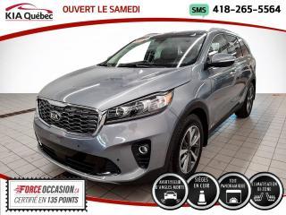 Used 2019 Kia Sorento EX* V6* AWD* TOIT PANO* CECI EST UN 2020 for sale in Québec, QC