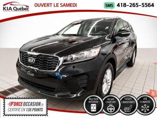 Used 2018 Kia Sorento LX* AWD* CARPLAY* CECI EST UN 2019* for sale in Québec, QC