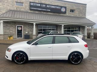 Used 2013 Audi A3 TDI Sline for sale in St-Eustache, QC