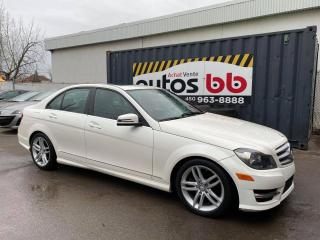 Used 2012 Mercedes-Benz C-Class for sale in Laval, QC