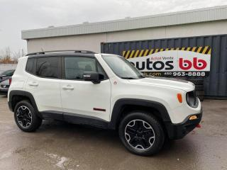 Used 2015 Jeep Renegade for sale in Laval, QC