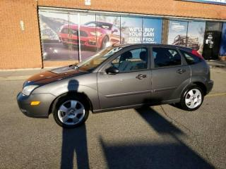 Used 2005 Ford Focus SES for sale in Mississauga, ON