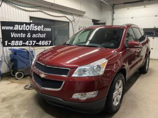 Used 2011 Chevrolet Traverse AWD 4dr 1LT for sale in St-Raymond, QC