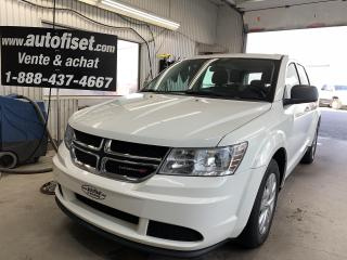 Used 2018 Dodge Journey Canada Value Pkg FWD for sale in St-Raymond, QC