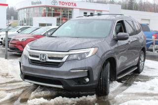 Used 2019 Honda Pilot EX-L Navi Traction Intégrale for sale in Shawinigan, QC